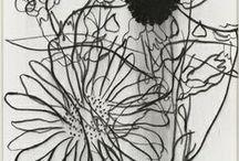 Plants art and ideas