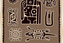 Motivos étnicos y otras simbologías. / by Fanny Fennell Montoya
