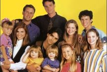 ♡Full house ♡ / an old tv series created by 8 seasons / by Rocky~☯