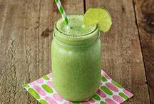 * Smoothie Rezepte * / Grüne Smoothies