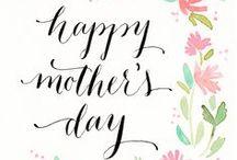 Muttertag / Wenn Du noch eine Mutter hast, so danke Gott und sei zufrieden; nicht allen auf dem Erdenrund ist dieses hohe Glück beschieden.