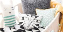 Nursery Inspiration / Products and themed nursery ideas. Create a beautiful space for your new arrival!