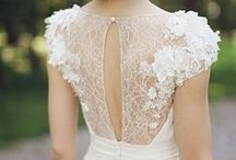 Wedding Dresses you Dream of / Wedding dresses for beautiful brides. Lace. Silk. Tulle. Heavy crepe satin. Dreams.... | Beattie Bailey Wedding Planners | www.beattiebailey.com
