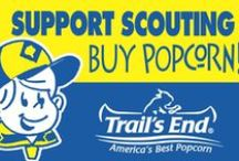 Trail's End Products / Trail's End products sold exclusively by the Boy Scouts of America & Scouts Canada. #TrailsEndPopcorn