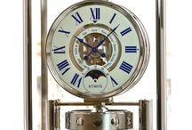 Atmos Clock From Jaeger-LeCoultre