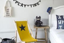 Yellow Kids Room Inspiration / Love all things yellow and bright! The perfect sunny shade to feature in a kids bedroom or playroom. Here are my ideas and inspiration for redecorating our kids bedroom in yellow. Find more family content at www.nicolasays.co.uk