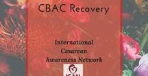 CBAC Recovery / Recovery information for Cesarean Birth After Cesarean