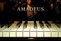 The Movie: Amadeus / Images relating to one of the greatest movies ever!! Yes, it's not entirely historically accurate... doesn't matter. It's an amazing film. And sooo beautiful! / by Heidi Ohlander
