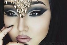 Makeup / Beautiful Makeup with an emphasis on eye makeup / by Heidi Ohlander