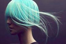 work & hair & work & hair / by Joanna Hooten