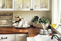 Kitchen dreams / by Janine MacLachlan | Rustic Kitchen