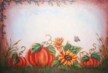 Pumpkins, love it / by Lucia Eleuterio