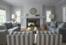 home style/ideas  / by Jess Kirk-Barker