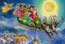 Christmas / by Lynn Marr-Loughrie