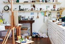 The Art Room / by Lauren Hughes