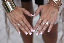 Beautify / Hair, nails, make up, skin care, accessories.  / by Gabby Nugent