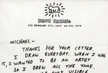 Letters & Letterhead / Letterhead design. Hand written letters. Memos. And more. / by Heidi Ohlander