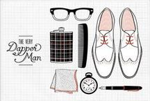 Gentlemen / A pinboard dedicated to all things manly and masculine. I made this board just for you men out there. Enjoy! / by Heidi Ohlander