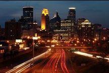 Twin Cities | Minnesota / by Heidi Ohlander