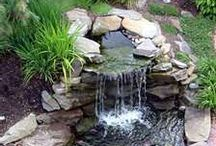 Fountains & Features / Water related elements