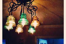 Lighting & Furniture; DIYs & Redos! / by Kristen McKee