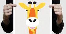Giraffe nursery, birthday and baby shower ideas / Giraffe nursery, birthday and baby shower ideas