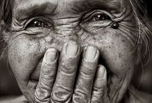 Photograph / Getting old is a blessing.