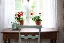 Interior / by Sweet Harvest Moon (Sara)