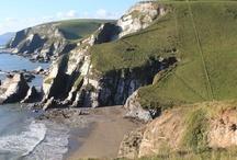 Coast / Scenes from my coastal walk around the UK