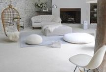 It's All WHITE Now / Is white the next big color trend in interior design?