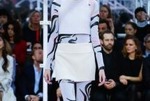 Dior Glamour! / Inspiration for Silhouette, proportions & design details / by Negi