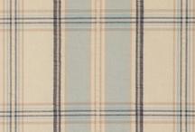 Fabric - BLUE ENZO