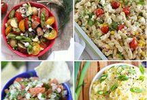 Recipes - Side Dishes / by Debra Bodenhamer