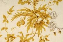 Fabric - YELLOW + GOLD