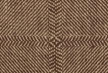 Fabric - TAN + BROWN