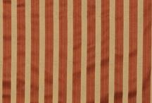 Fabric - RUST + ORANGE
