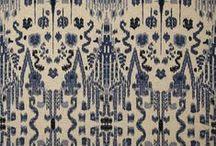 Fabric - BLUE OFFICE