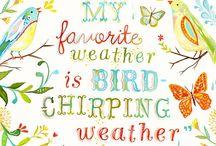Spring! / My favorite season!  / by Gigi Nilges