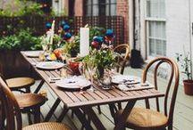 home   outdoor spaces: balcony + patio