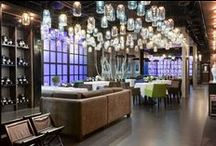 Inspiration - Restaurant Design / Restaurants are tricky to design well. We are obsessed!