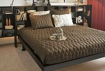 Inspiration - Beds and Headboards / Nothing like a well rested night in a well designed bed! Sigh....