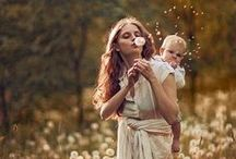 The Art Of Babywearing / Cute babywearing images // repinned by Natures Sway.
