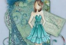 Julie Nutting paper dolls / by Judy Reynolds