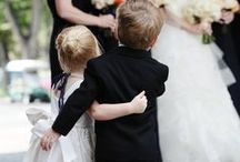 Mini Bridal Party / Ideas for all the little ones in the weddings / by Four Seasons Hotel Atlanta