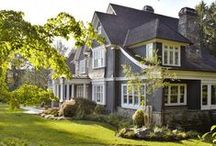 American Country Home