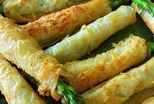 Appetizers & Foods / by Tina Darigo
