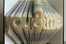 Book folding......