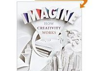Business Books for Creativity / Recommended reads to spark business creativity.  Any business can use creative techniques to enhance success.  Innovation is essential in today's business world to keep ahead of competitors and attract customers.