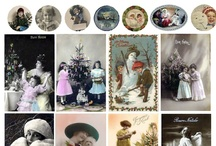 Vintage #Christmas / by Creative Business Coach™