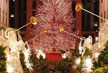 #Christmas In New York / by Creative Business Coach™